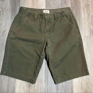 ⭐️3 for$25⭐️ Jacob Connection Khaki Shorts